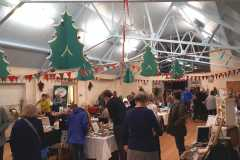Main Hall In Use for Victorian Market